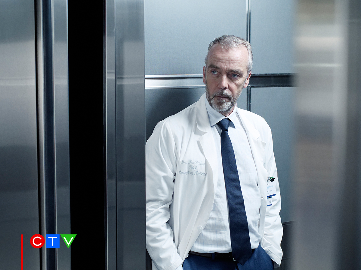 John Hannah as Dr. Jed Bishop
