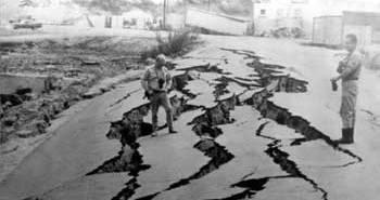 Οι πιο μεγάλοι σεισμοί στην Ελλάδα από την αρχαιότητα