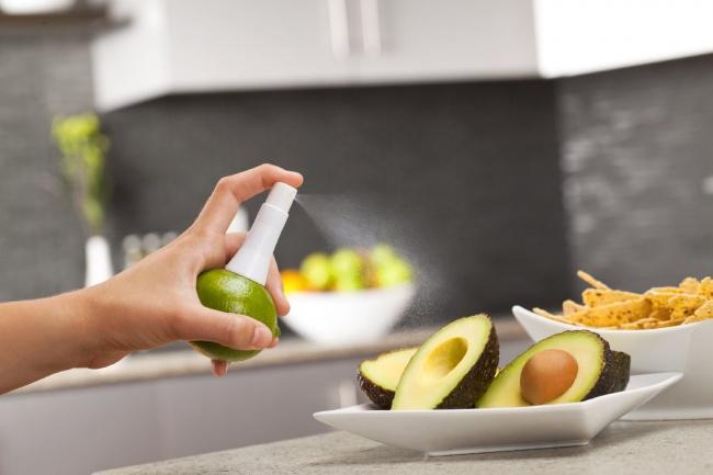 Σπρέι-καθαριστικό για τα φρούτα
