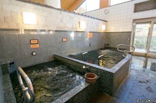 都内で唯一! 2つの天然温泉が楽しめる銭湯。「武蔵小山温泉 清水湯」