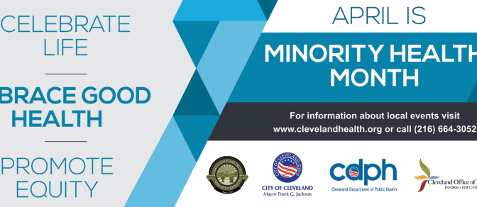 Healthy Cleveland: Minority Health Month