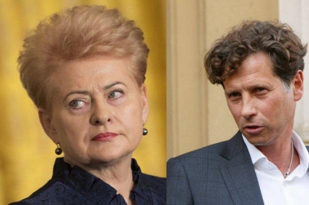 """Vaizdo rezultatas pagal užklausą """"grybauskaitė mockus"""""""