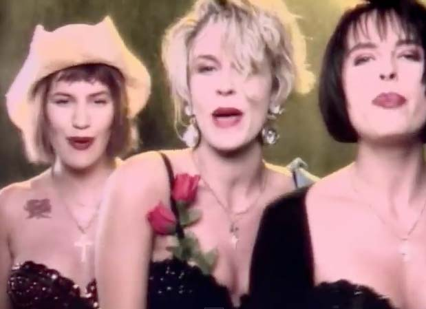 Bananarama - I Can't Help It - Official Music Video