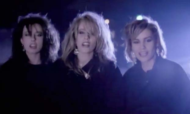 Bananarama - Robert De Niro's Waiting - Official Music Video