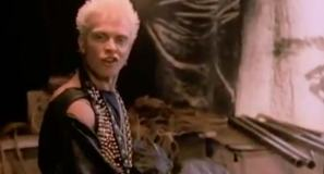 Billy Idol - Hot In The City - Official Music Video