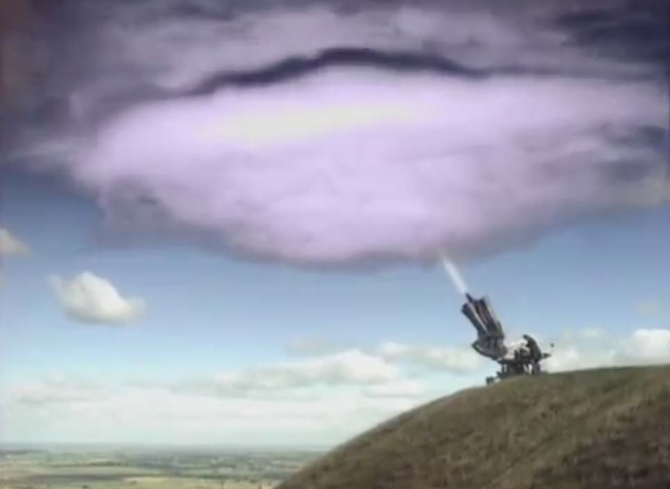 Kate Bush - Cloudbusting - Official Music Video