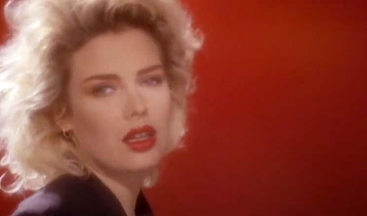 Kim Wilde - Hey Mister Heartache - Official Music Video