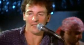 Bruce Springsteen - Glory Days - Official Music Video