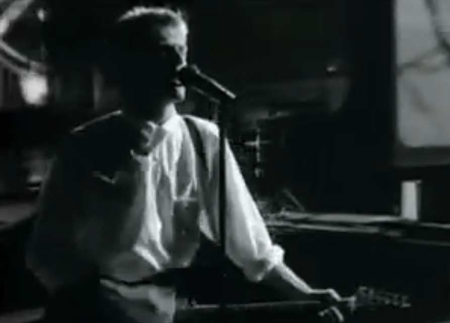 Bryan Adams - Heat Of The Night - Official Music Video