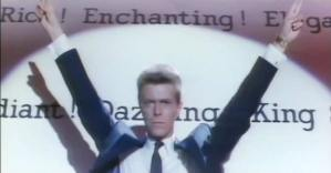 David Bowie - Absolute Beginners - Official Music Video