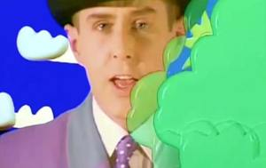 Holly Johnson - Love Train - Official Music Video