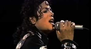 Michael Jackson - Wanna Be Startin' Somethin' - Music Video