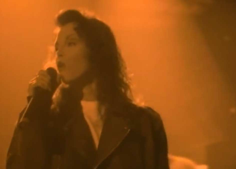 Pat Benatar - All Fired Up - Official Music Video
