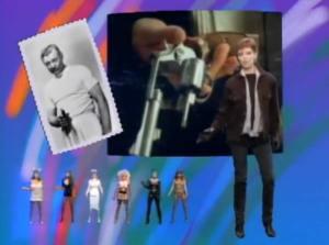 Pat Benatar - Sex As A Weapon - Official Music Video