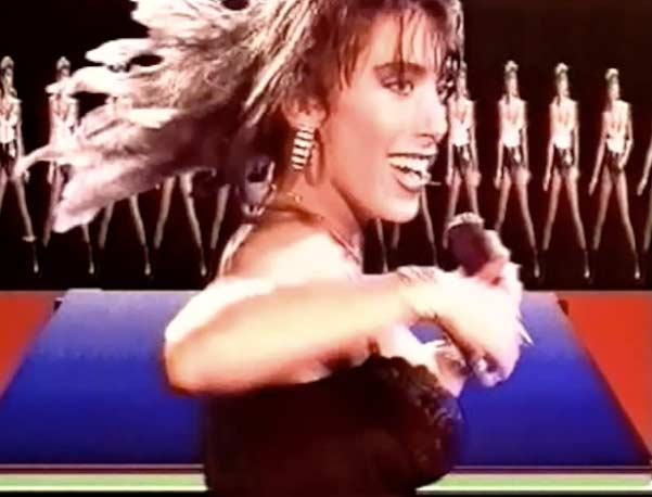 Sabrina Salerno - Hot Girl - Official Music Video
