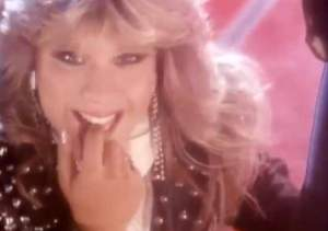 Samantha Fox - Do Ya Do Ya (Wanna Please Me) - Official Music Video