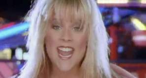 Samantha Fox - I Promise You (Get Ready) - Official Music Video