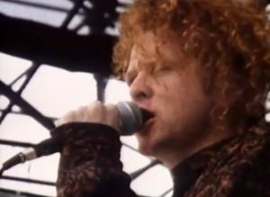 Simply Red - I Won't Feel Bad - Official Music Video