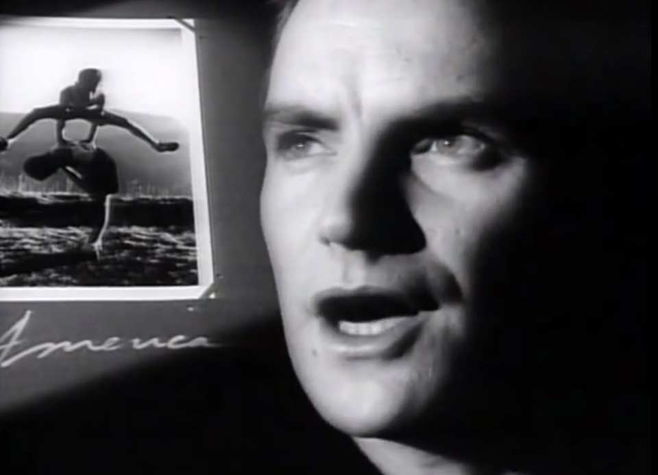 Sting - Russians - Official Music Video