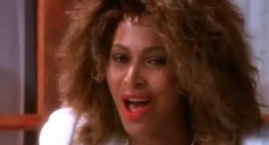 Tina Turner - I Don't Wanna Lose You - Official Music Video