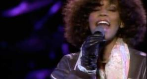Whitney Houston - Didn't We Almost Have It All - Official Music Video.