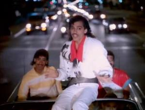 DeBarge - Rhythm Of The Night - Official Music Video