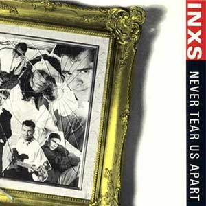 INXS Never Tears Us Apart Single Cover Video