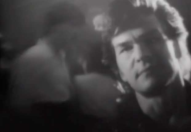 Patrick Swayze - She's Like The Wind - Official Music Video