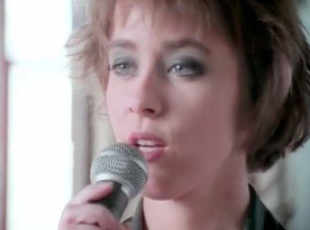 Suzanne Vega - Left Of Center - Official Music video