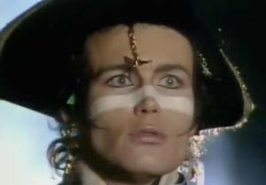 Adam & The Ants - Stand And Deliver - Official Music Video