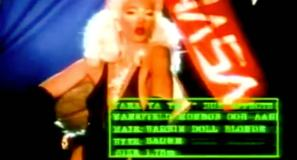 Sigue Sigue Sputnik - Love Missile F1-11 - Official Music Video