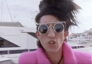Sigue Sigue Sputnik - Success - Official Music Video