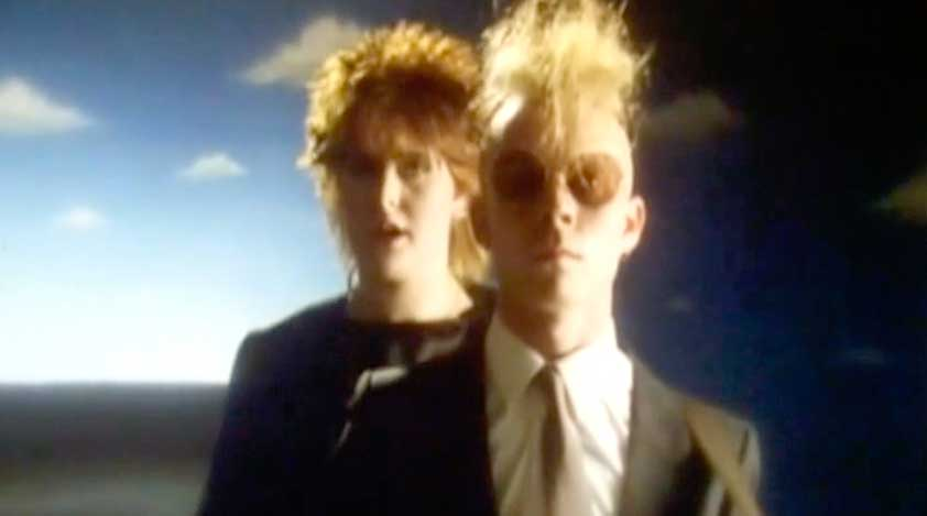 Yazoo - Nobody's Diary - Official Music Video