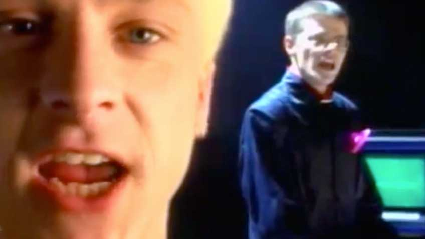 Bronski Beat - Hit That Perfect Beat - Official Music Video
