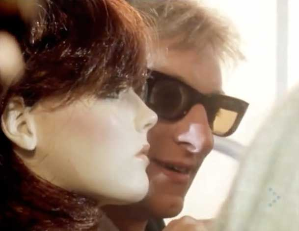 Dave Stewart & Barbara Gaskin - It's My Party - Official Music Video