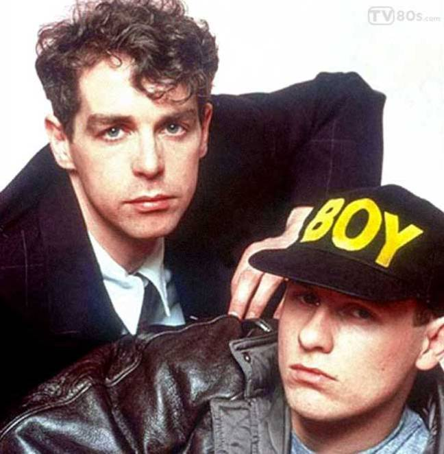 Pet Shop Boys 80s band Neil Tennant Chris Low Eighties 1980s