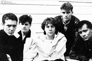 Simple Minds 80s