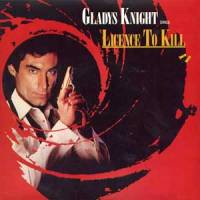Glady Knight License to Kill James Bond Cover Soundtrack