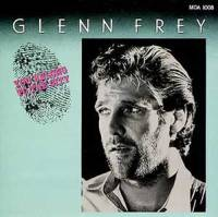 Glenn Frey You Belong To The City Single Cover