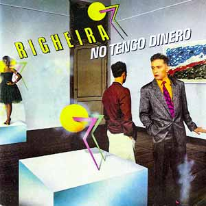 Righeira No tengo dinero Single Cover