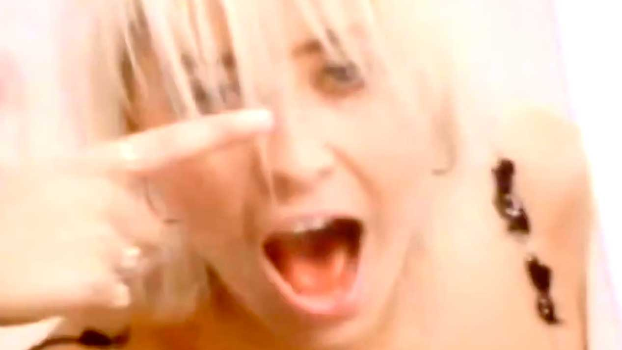 Transvision Vamp Baby I Don't Care Official Music Video