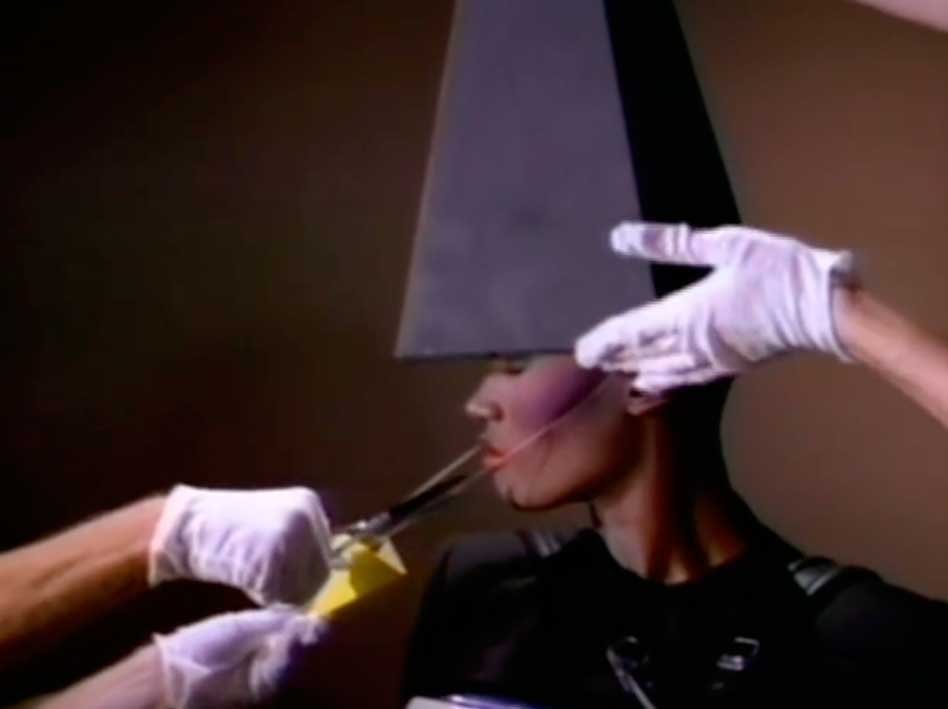 Grace Jones - I've Seen That Face Before (Libertango) - Official Music Video