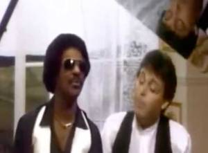Stevie Wonder Paul McCartney Ebony and Ivory Official Music Video