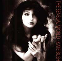 Kate Bush The Sensual World Single Cover