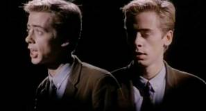 Nick Heyward Blue Hat For A Blue Day Official Music Video