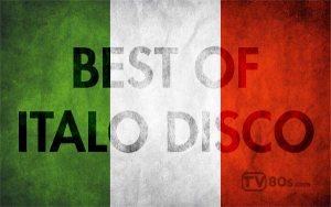 Best of 80s italo disco hits - music videos