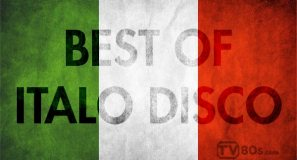 Best of 80s italo disco hits - music videos