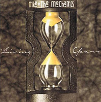 Mike & The Mechanics - The Living Years - Single Cover