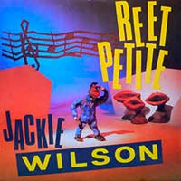 Jackie Wilson - Reet Petite - Single Cover 80s