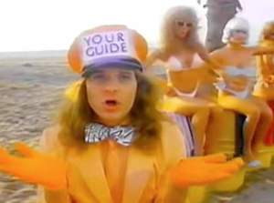David Lee Roth - California Girls - Official Music Video